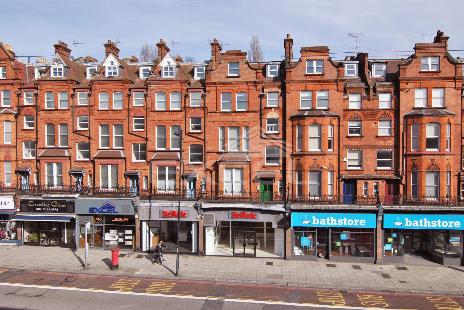 Unfurnished Rooms London